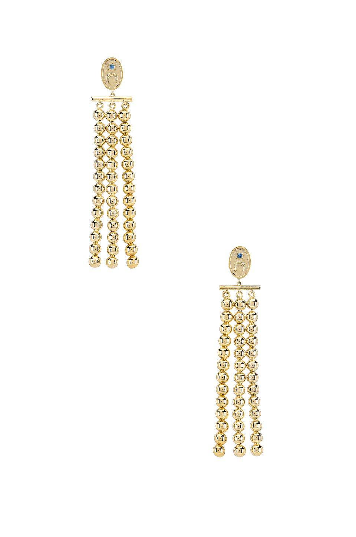 Luna Drop Earrings