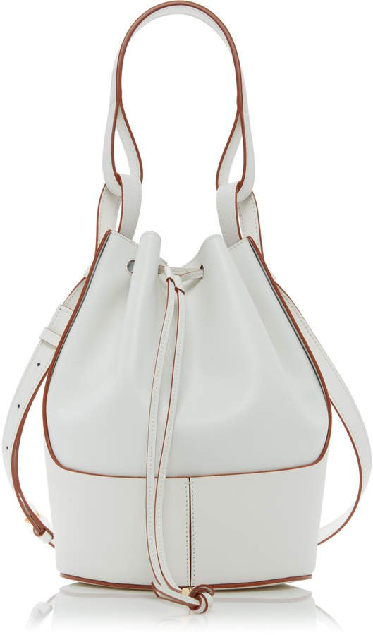 Loewe Balloon Smooth Calf Leather Crossbody Bag