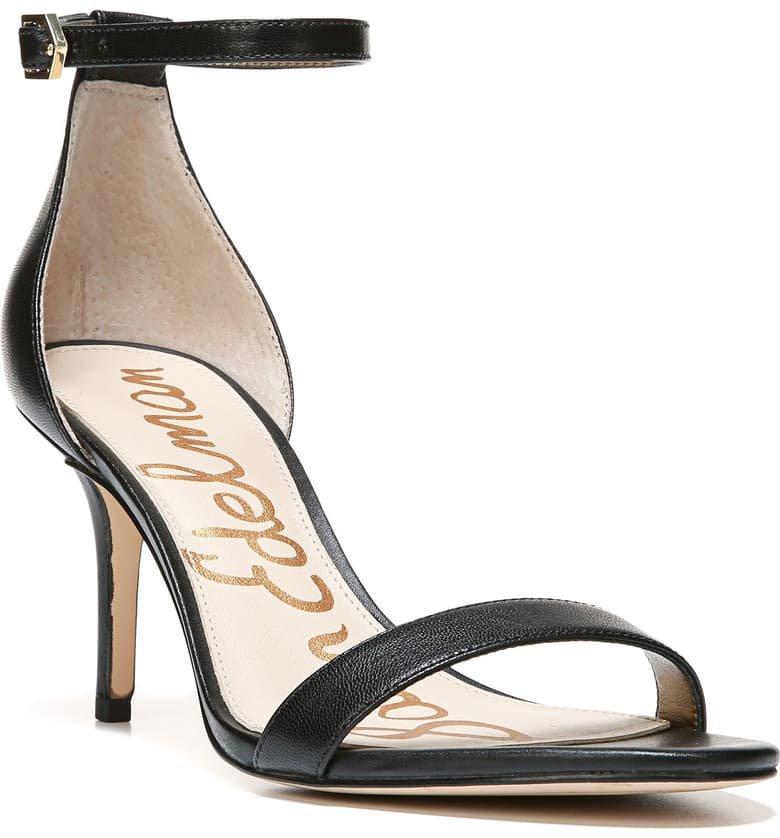 Sam Edelman 'Patti' Ankle Strap Sandal (Women) | Nordstrom