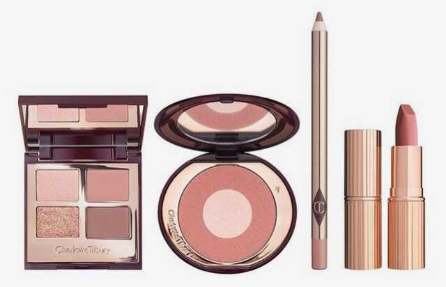 charlotte tilbury pillow talk collection makeup cosmetics cosmetic beauty product products vanity designer sephora filler pink
