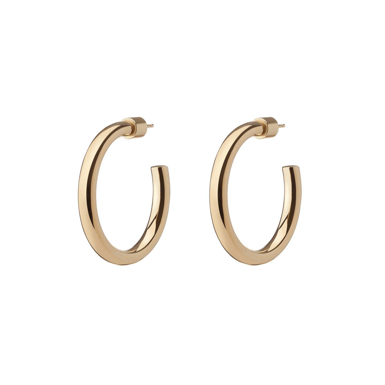 Mini Lilly Hoops earrings – Jennifer Fisher