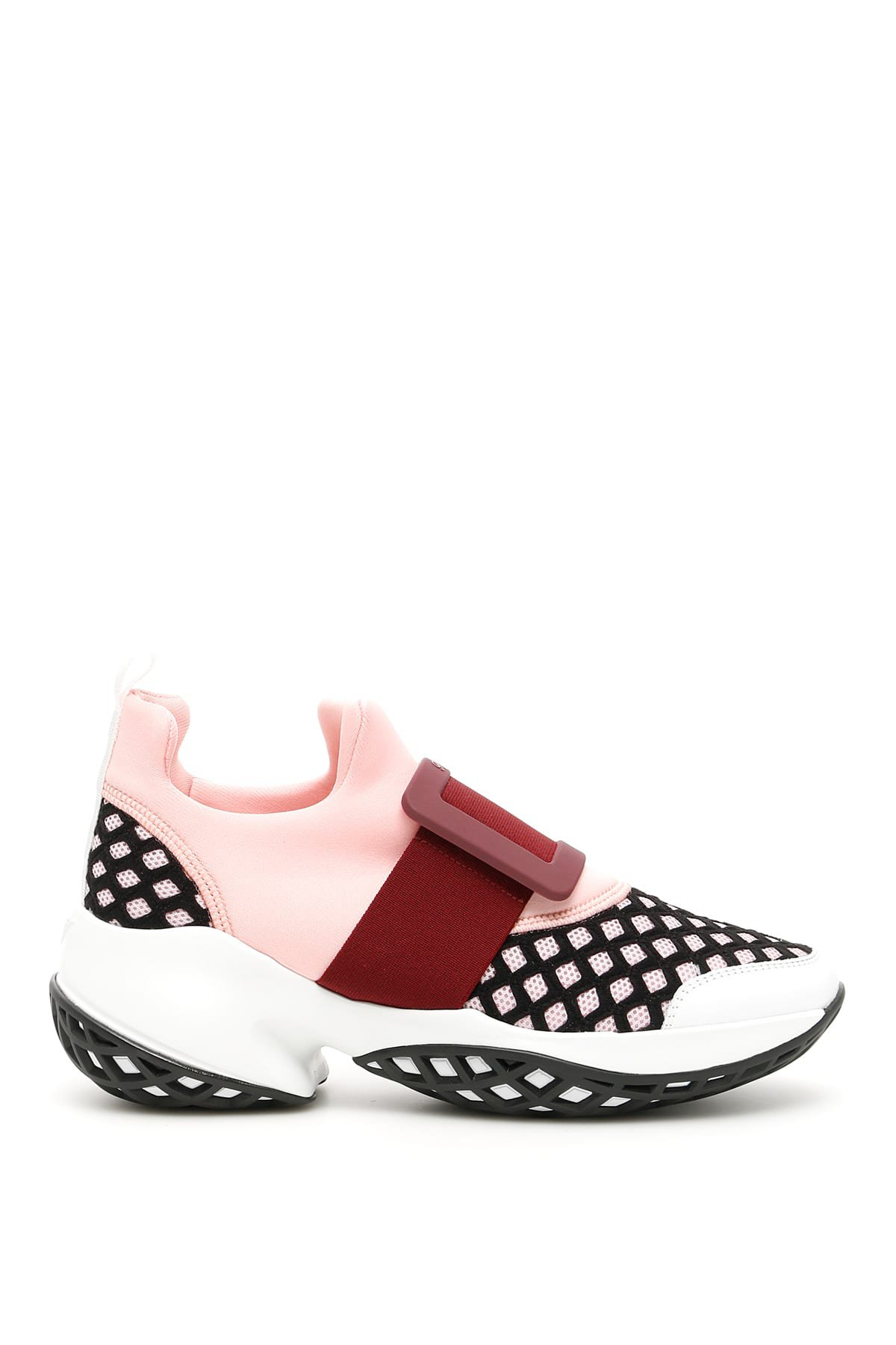 Roger Vivier Viv Run Multicolor Sneakers