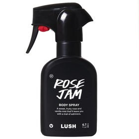 Rose Jam | Body Sprays | Lush Fresh Handmade Cosmetics US