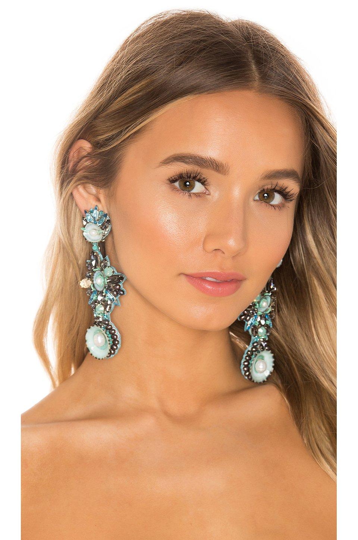 Ocean Gem Earring