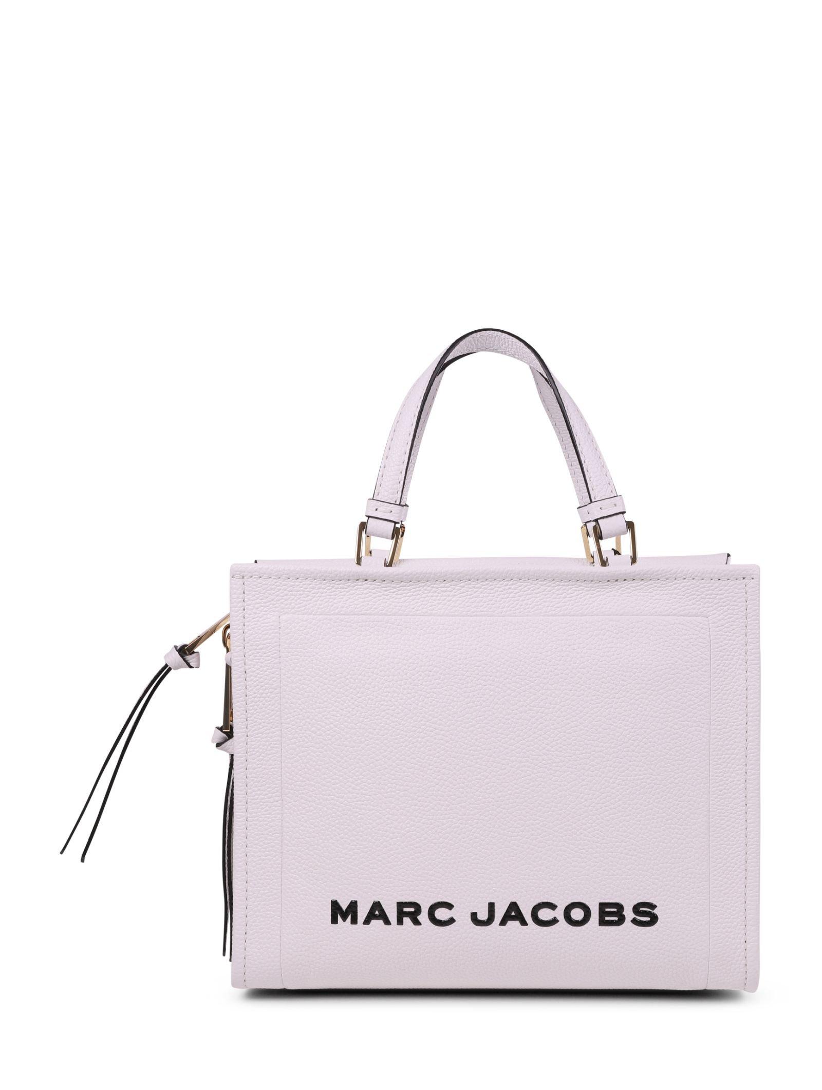 Marc Jacobs White Box Shopper 29 Tote