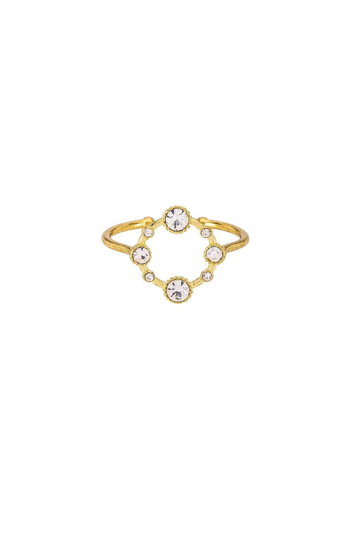 The Bezel Diamond Ring