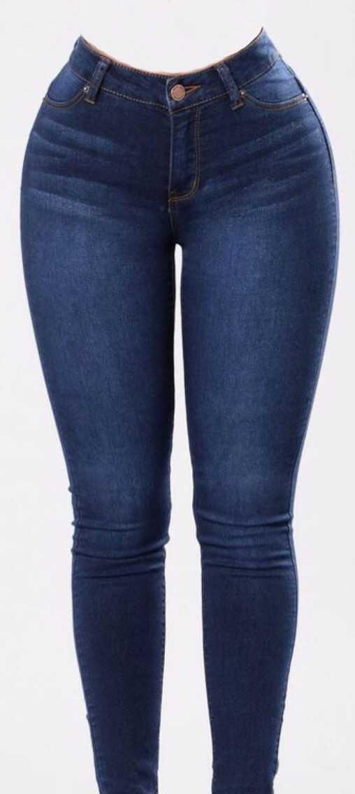 fashion nova jeans dark high waisted waist rise jean denim