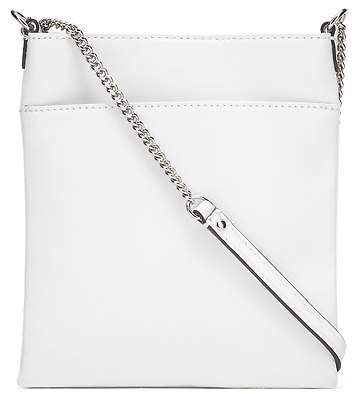 Italian Leather Pouch Crossbody