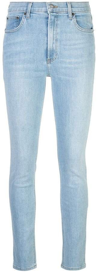 High & Skinny jeans