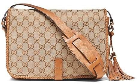 LUXE FINDS | Gucci Gg Canvas Marrakech Messenger Bag