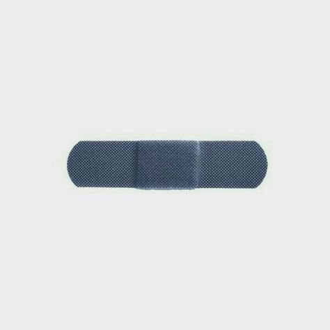blue/grey bandaid png filler aesthetic