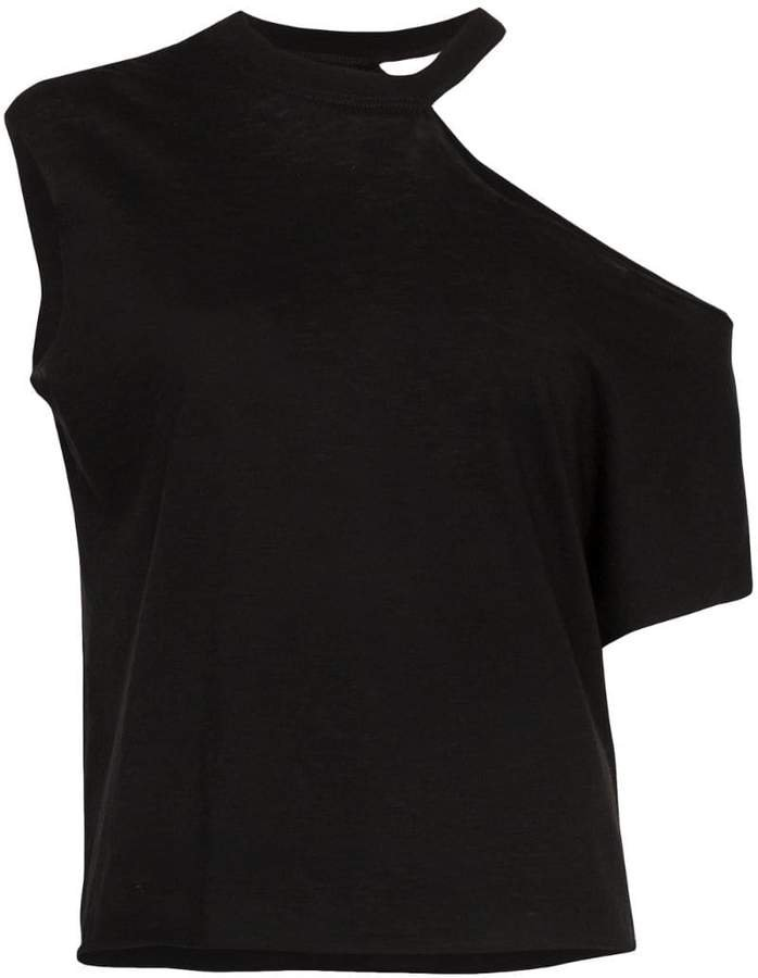 Axel cut-out T-shirt