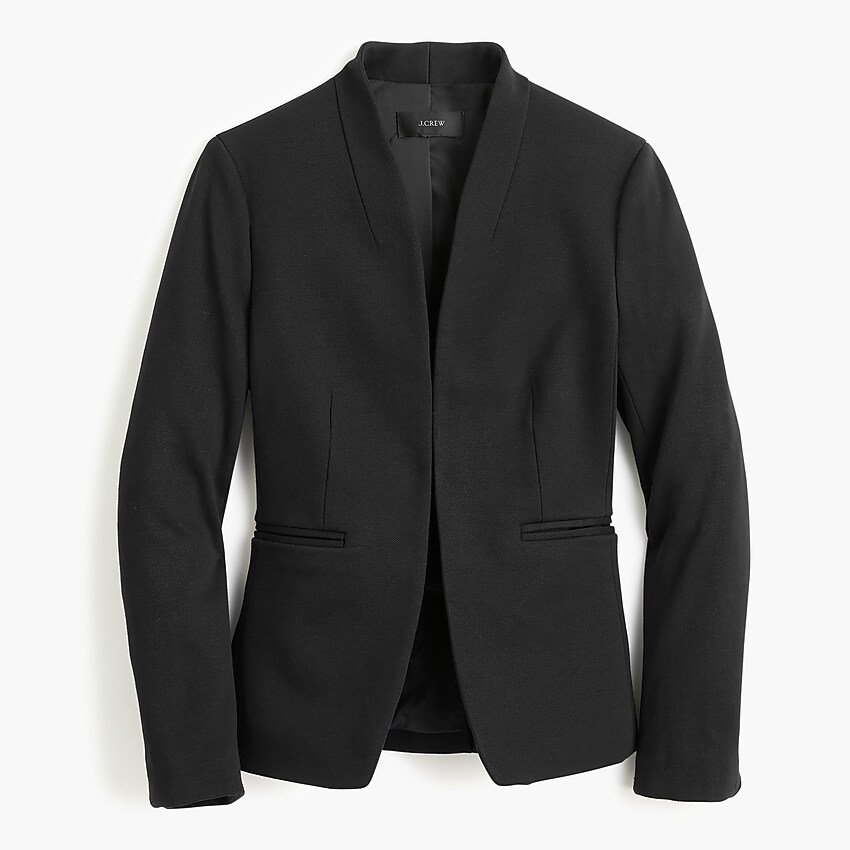 J.Crew: Going-out Blazer In Stretch Twill