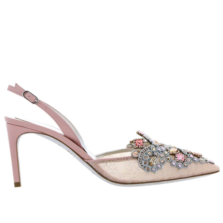 Rene Caovilla Pumps Shoes Women Rene Caovilla