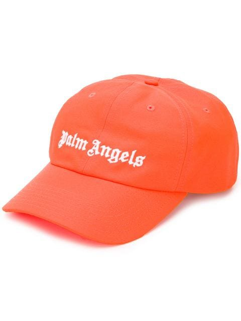 Palm Angels logo embroidered baseball cap $93 - Buy Online SS19 - Quick Shipping, Price