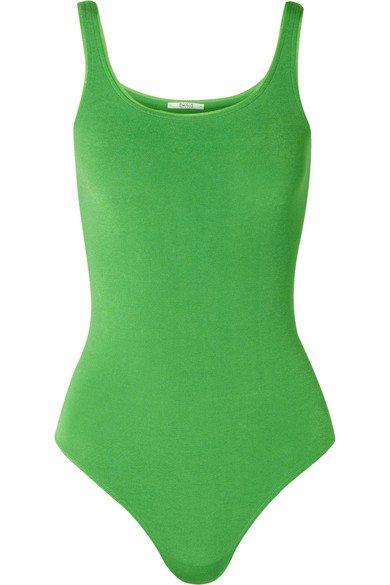 Wolford   Jamaika stretch-jersey thong bodysuit   NET-A-PORTER.COM