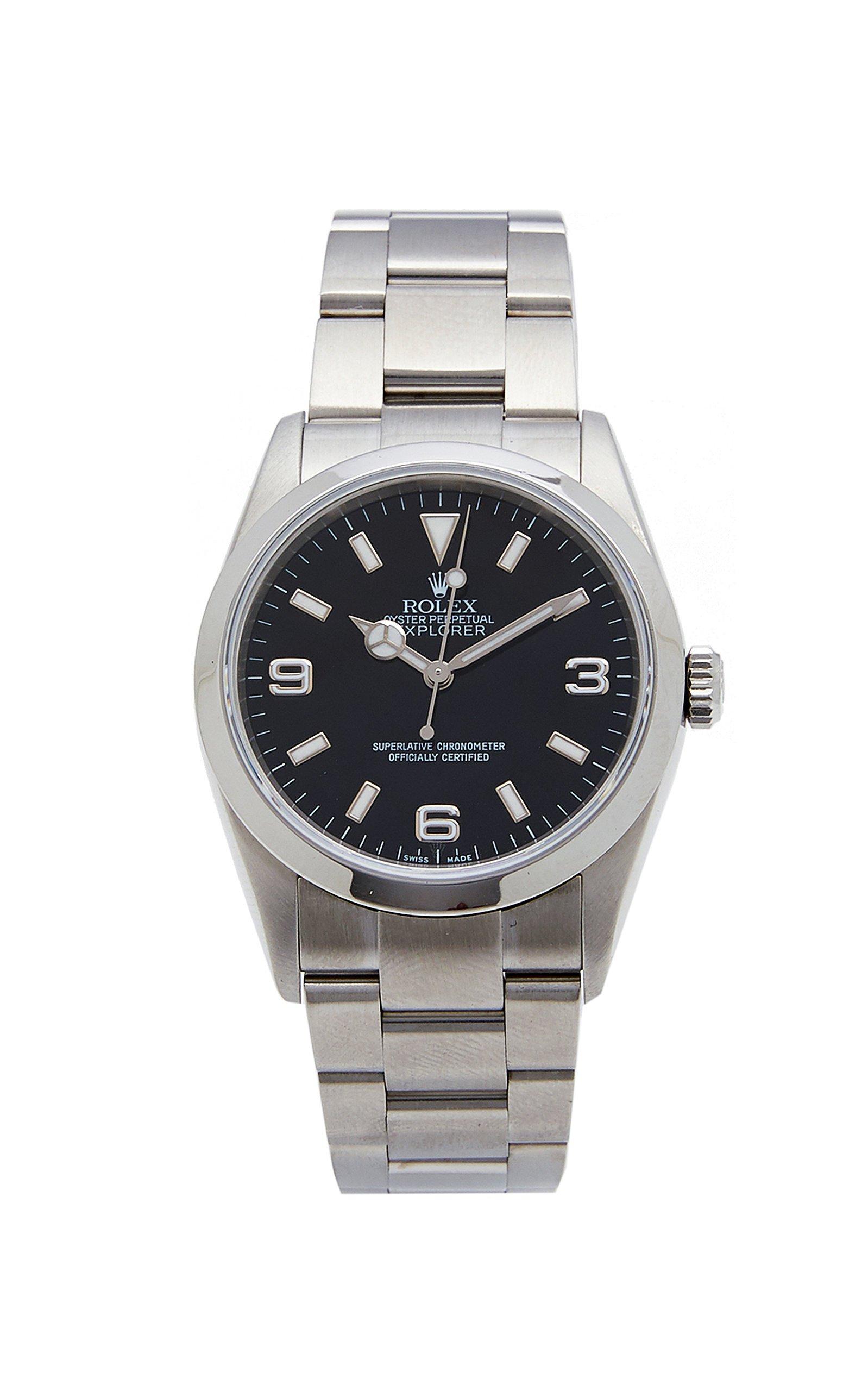 Vintage Watches Vintage Rolex Explorer