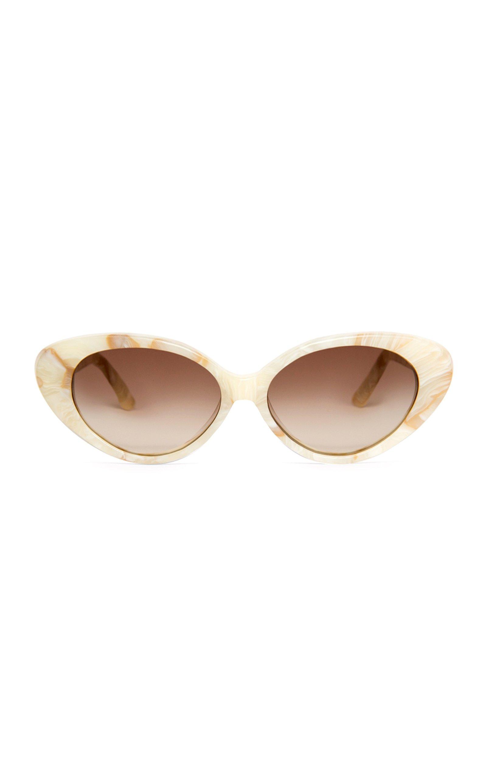 Velvet Canyon Ruby Tuesday Cat-Eye Frame Sunglasses