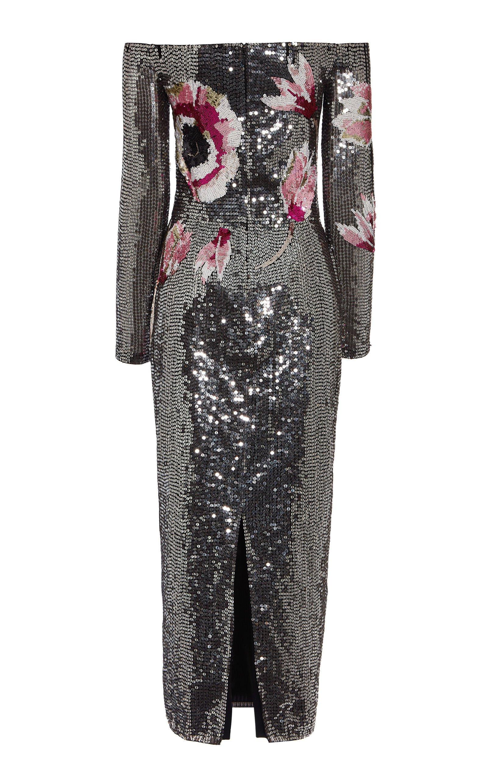 Temperley London Opia Off-The-Shoulder Dress