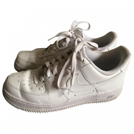 White Nike Trainers