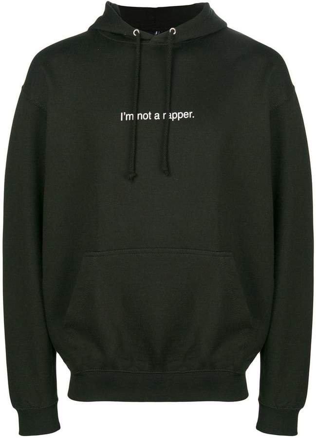 F.A.M.T. front script hoodie