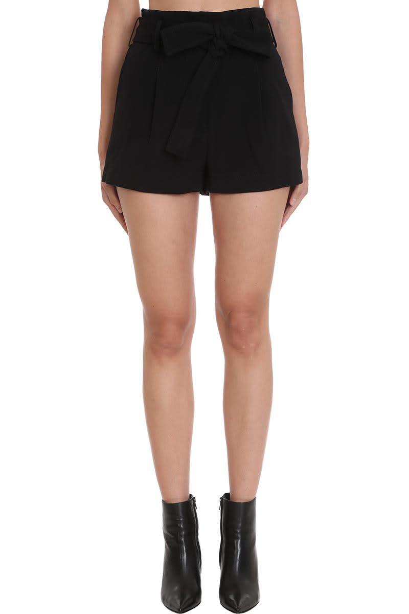 3.1 Phillip Lim Shorts In Black Polyester