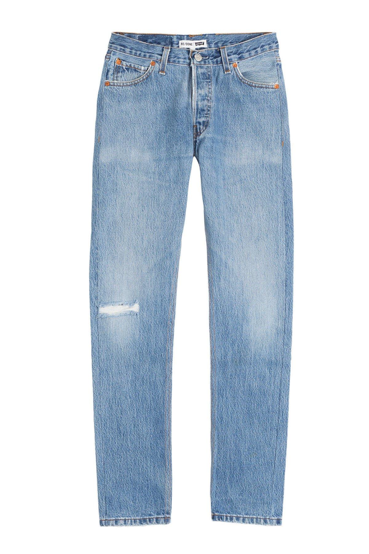 Straight Skinny Jeans Gr. 28