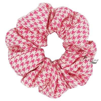 LADY HAIR SCRUNCHIES Bun Ring Elastic Fashion Bobble Sports Dance Scrunchie - £1.29   PicClick UK