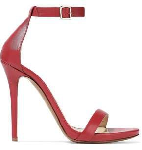 Angie Leather Sandals