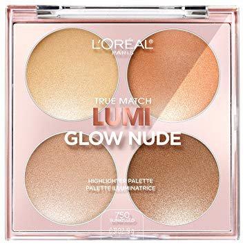 l'oreal true match lumi glow nude highlighter palette - Buscar con Google