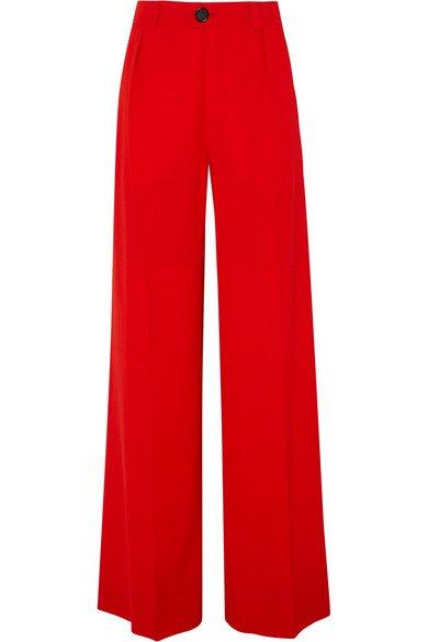 Kwaidan Editions | Wool-blend wide-leg pants | NET-A-PORTER.COM