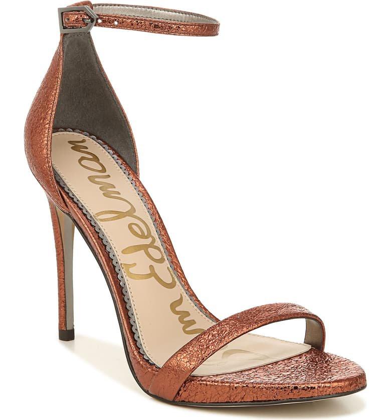 Sam Edelman Ariella Ankle Strap Sandal (Women)   Nordstrom