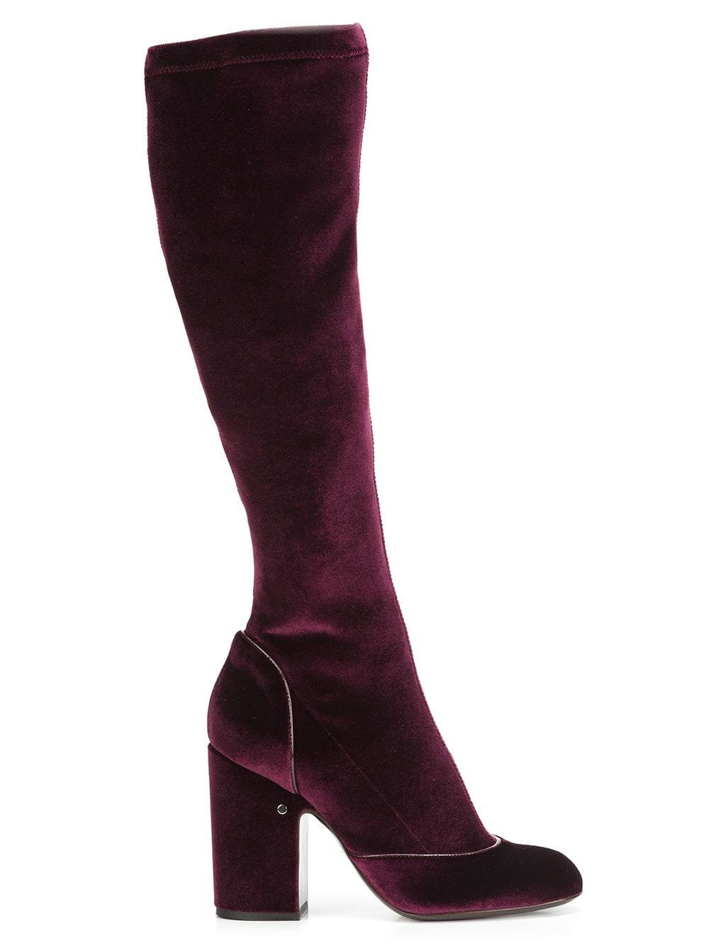 Laurence Dacade pull-on Knee Length Boots - Farfetch