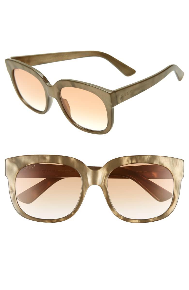 Gucci 56mm Sunglasses   Nordstrom