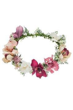 Flower Hair Flower Crowns