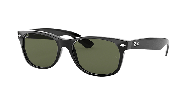 Mens black sunglasses