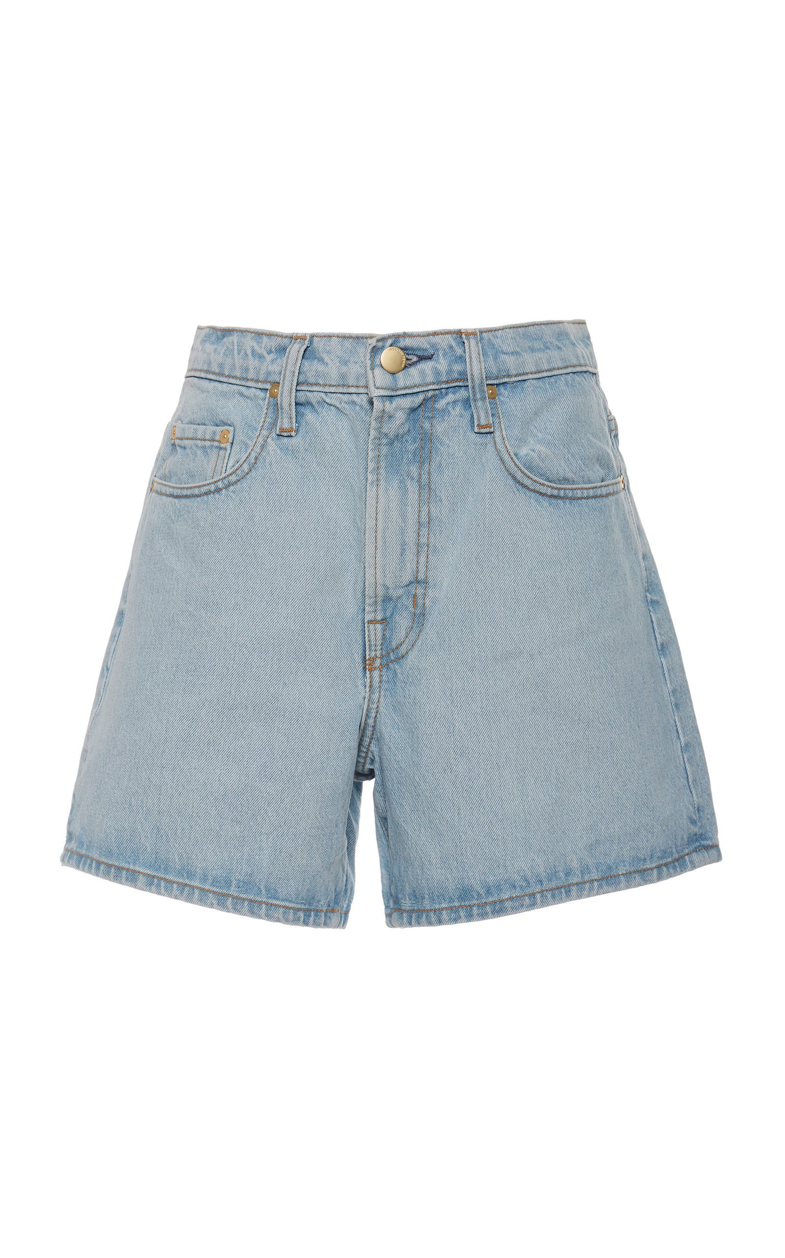 Nobody Denim Stevie High-Rise Denim Shorts Size: 31