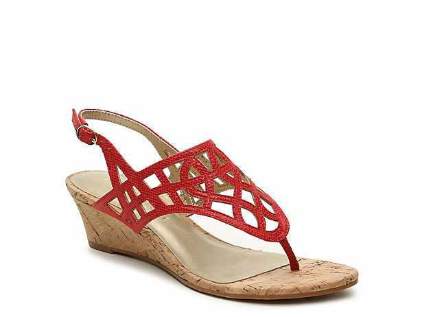 red saandals - Google Search