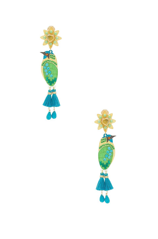 Pajaro Toh Petite Earring