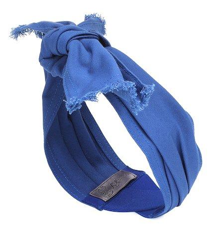 Pinwheel cotton headband