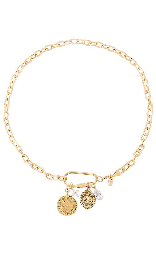 Vanessa Mooney The Royals Necklace in Gold | REVOLVE