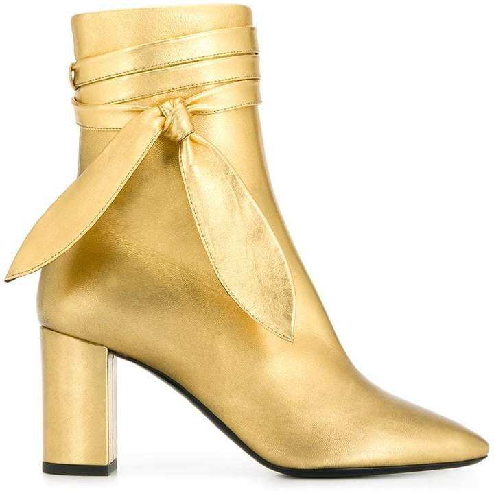 ankle wrap boots