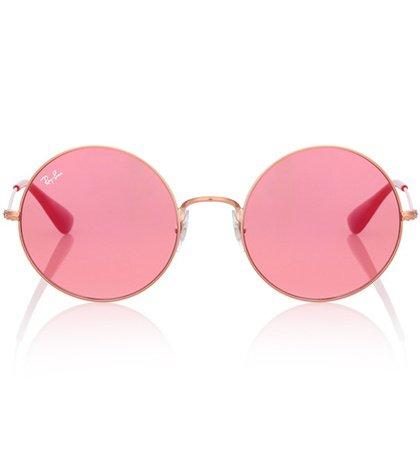 Ja-jo round sunglasses