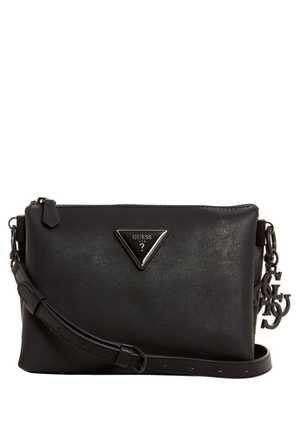 Guess Jade Zip Top Crossbody Bag