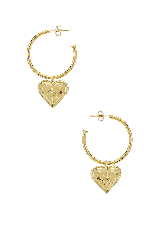 Harlow Hoop Earrings