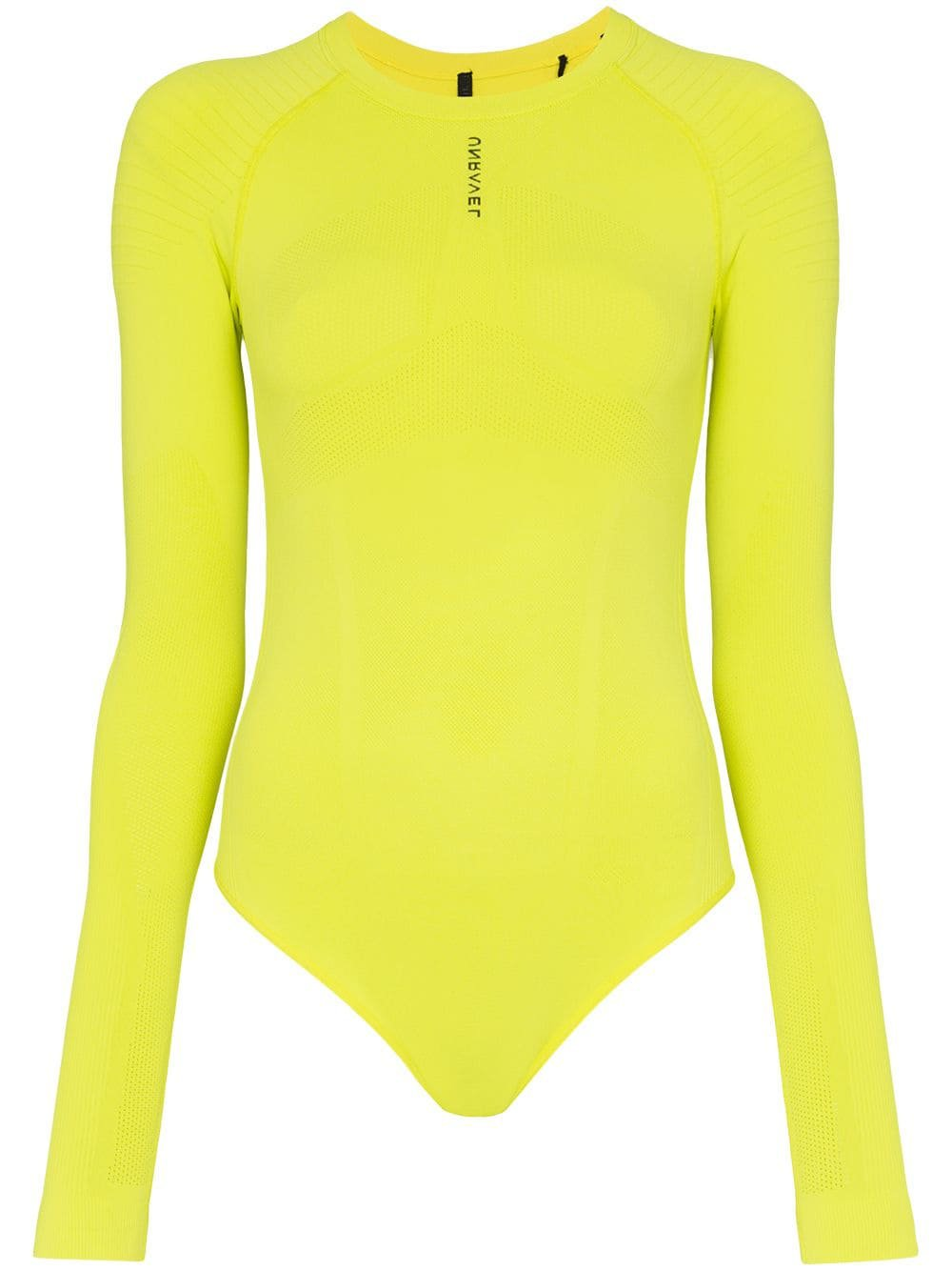 Unravel Project Seamless Tech Bodysuit - Farfetch
