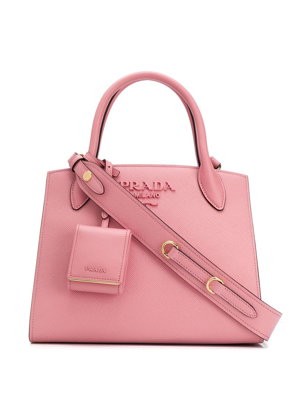Prada Saffiano leather tote bag £1,490 - Shop Online. Same Day Delivery in London