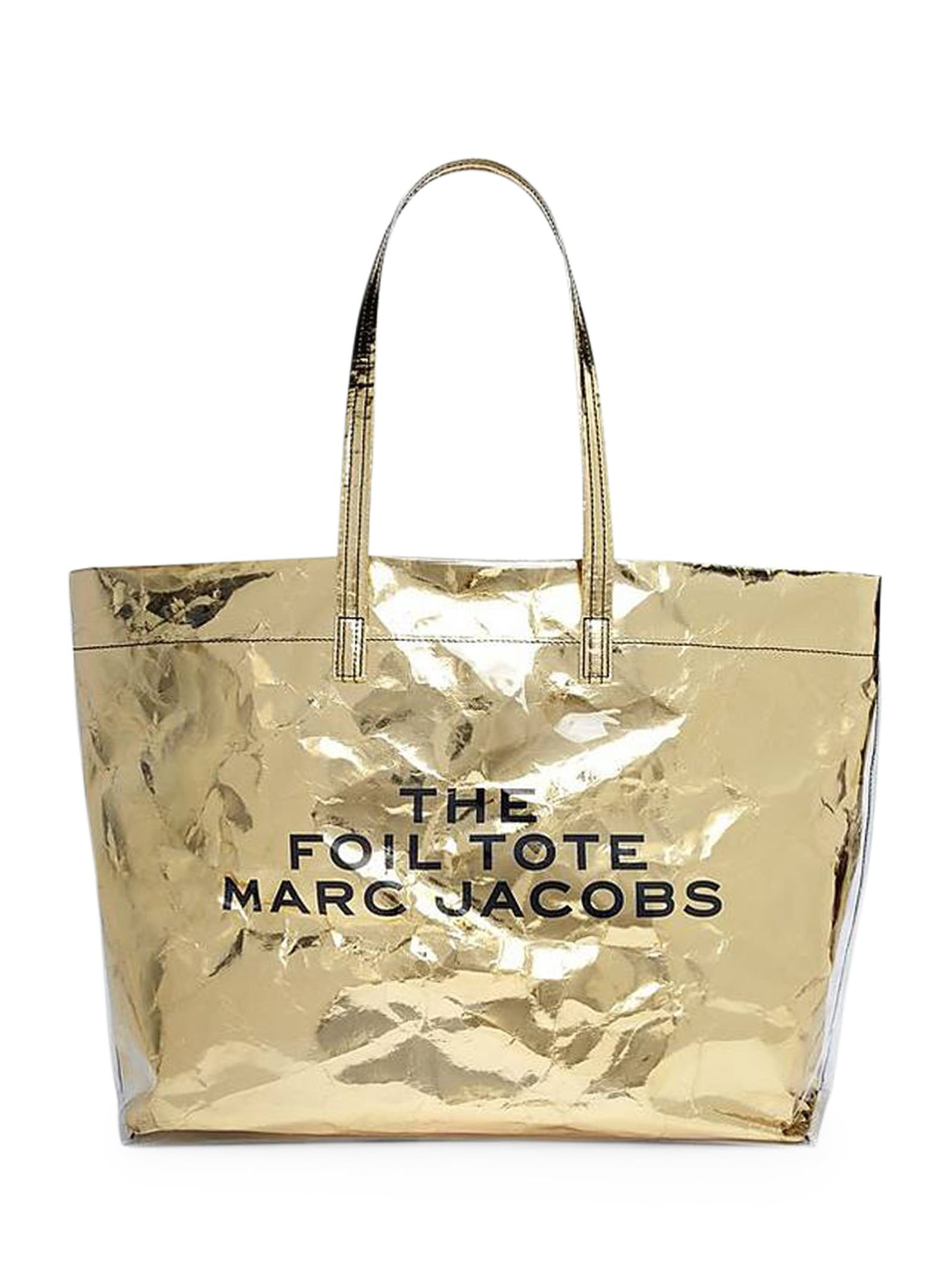 Marc Jacobs Gold Foil Tote