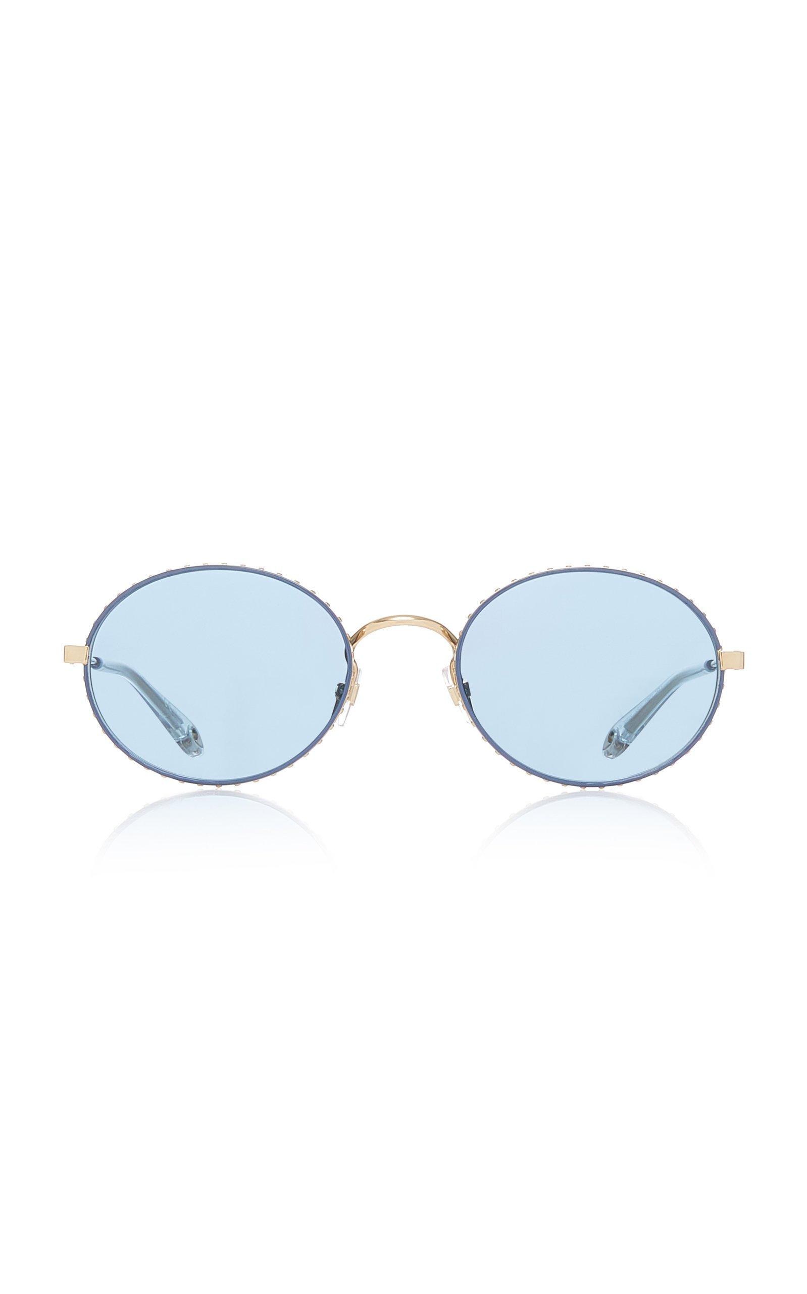 Givenchy Sunglasses Oval Sunglasses