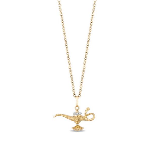 genie necklace